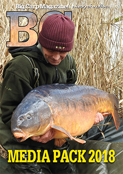 Big Carp Magazine Media Pack 2018